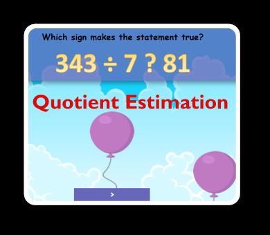 quotient estimation game thumbnail