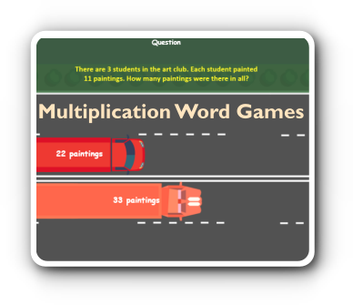 multiplication word problems game thumbnail