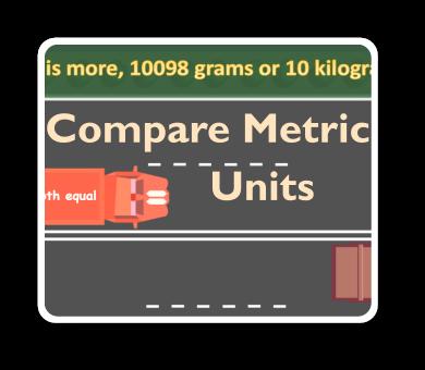 mass units conversion game thumbnail